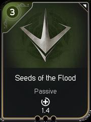 Seeds of the Flood card