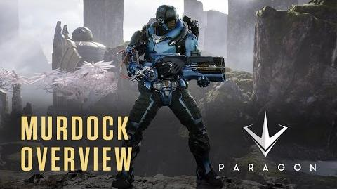 Paragon - Hero Overview - Murdock