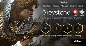 Greystone hover