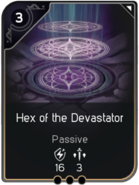 Hex of the Devastator