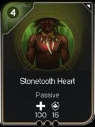Stonetooth Heart
