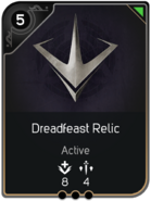 Dreadfeast Relic