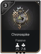 Chronospike
