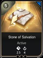 Stone of Salvation
