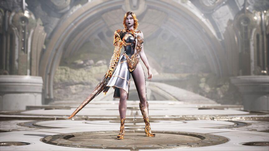 Aurora Master skin