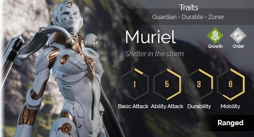 Muriel hover