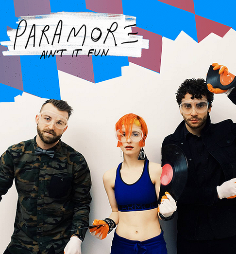 Aint It Fun Paramore Album Ain't It Fu...