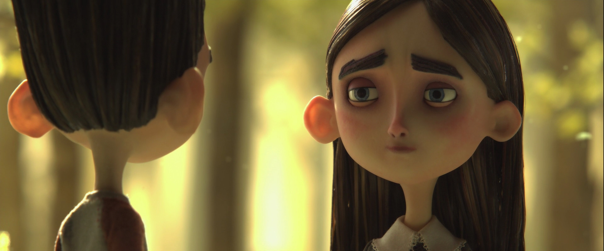 ParaNorman Flipped Chapter 1 Aggie Prenderghast a