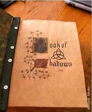 Book Of Shadows 23 - Book Of Shadows - Magical Pictures