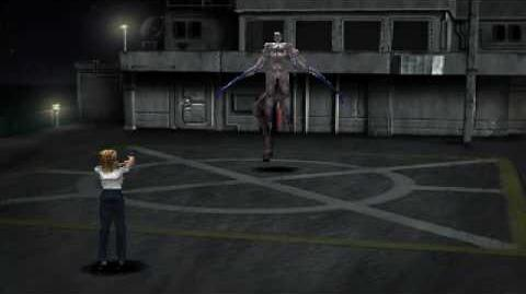 Parasite Eve PS1 Final Boss