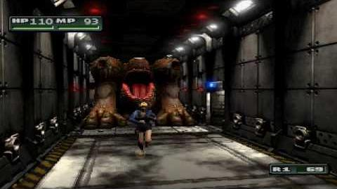 Parasite Eve 2 PS1 Boss 7