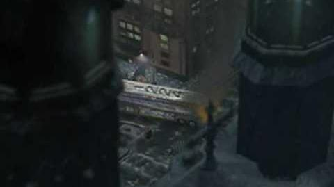 Parasite Eve - Cutscene 10 - Evacuating the City