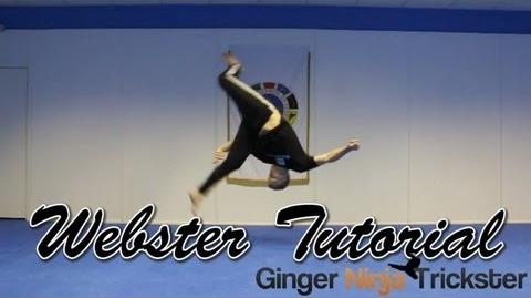 Webster Tutorial (One Leg Front Flip)