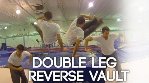 TUTORIAL - Double Leg Reverse Barrel Vault