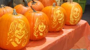 Gergich family pumpkins