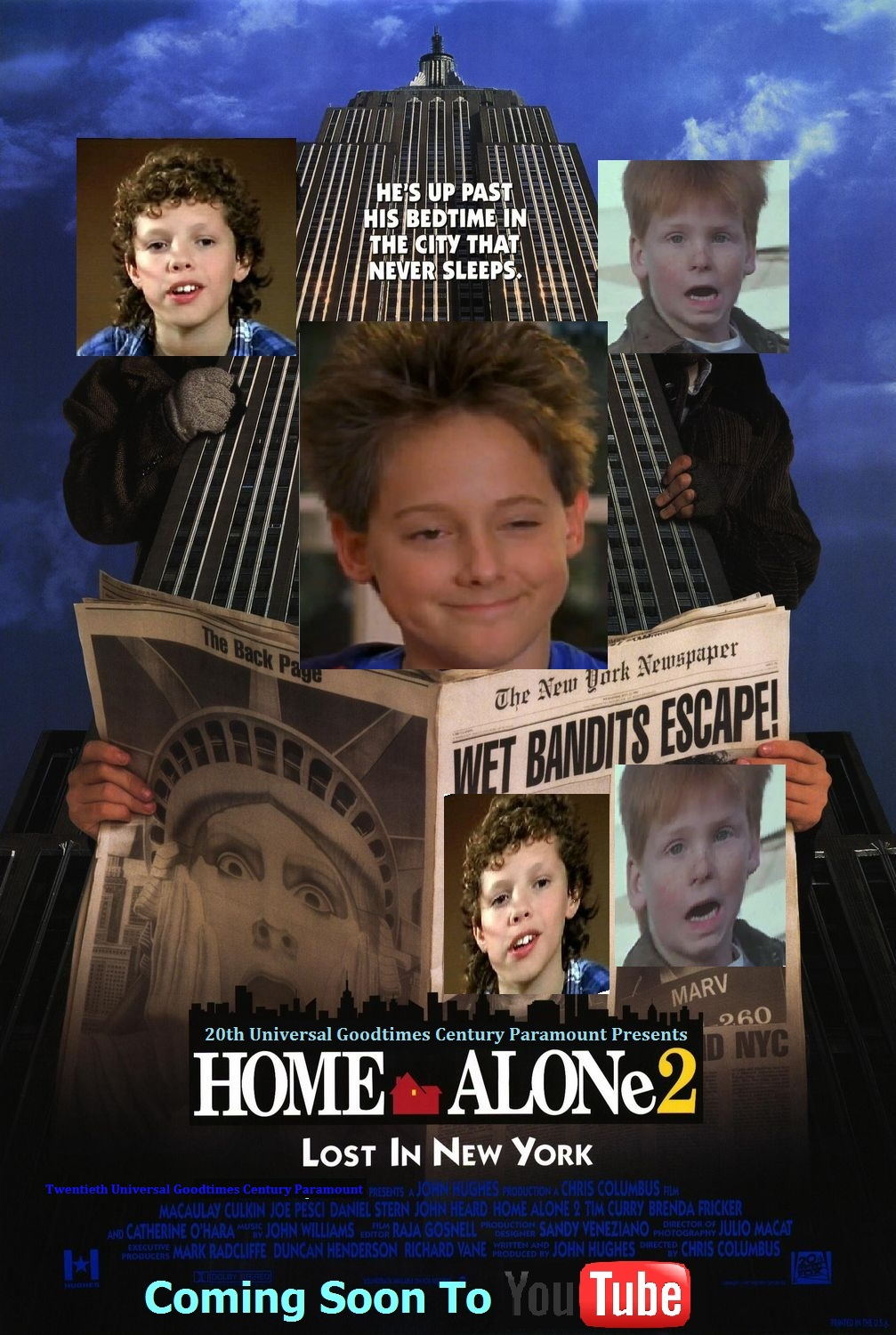 Home Alone 2 Lost In New York Free