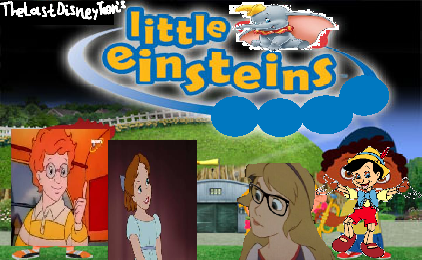 little einsteins thelastdisneytoon style the parody