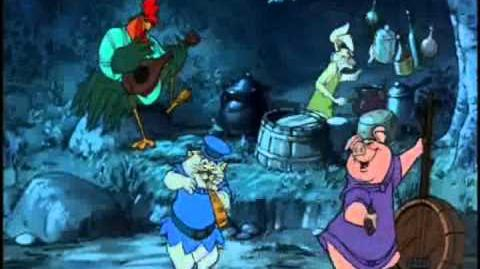 The Aristo-Foxes