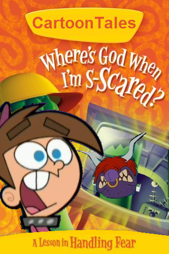 Cartoontales Where S God When I M S Scared The Parody
