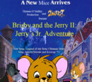 Brisby and the Jerry II: Jerry Jr.'s Adventure