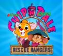 Oliver and Fievel Rescue Rangers