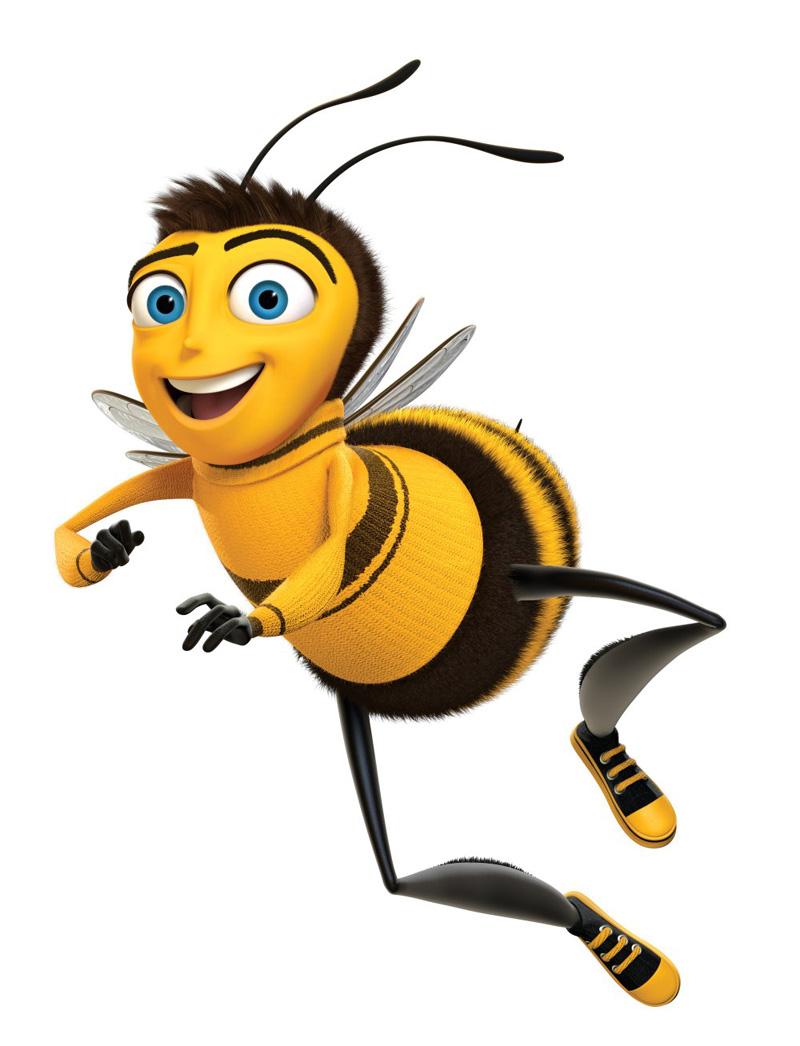Bee movie barry - photo#5