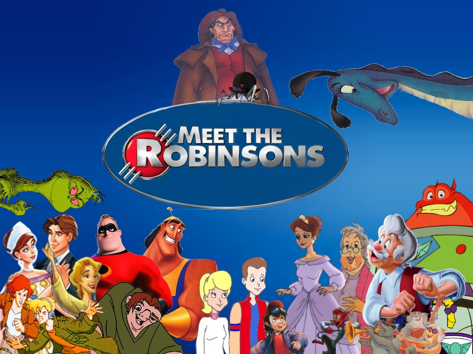 meet the robinsons video game wikia
