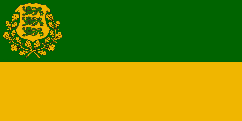 The Flag of the Wrnukaék Konzknstat (Vanuku)