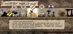Kimen the Spearbearer Mission
