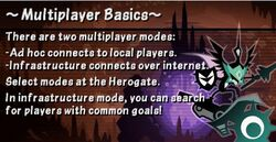 Multiplayer Basics