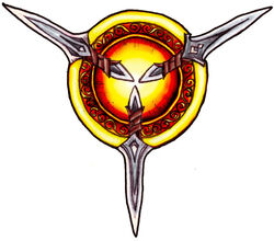 Calistria holy symbol