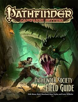 Pathfinder Society Field Guide
