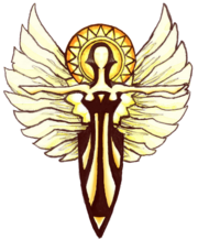Sarenrae holy symbol