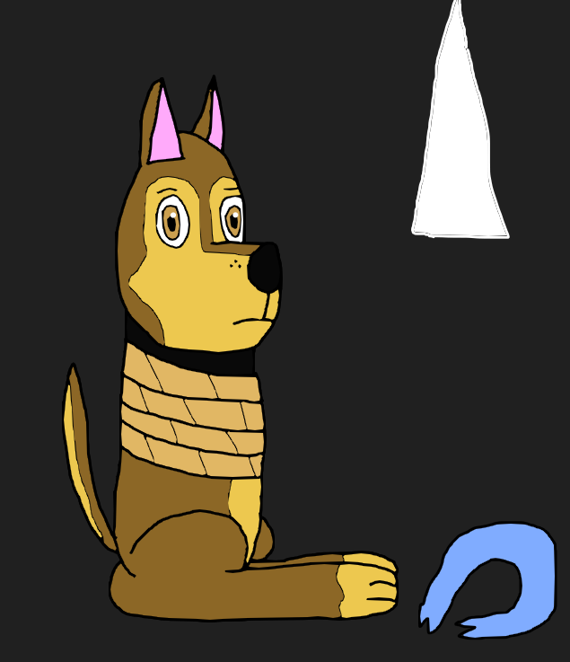 Image Chase Tied Up Png Paw Patrol Fanon Wiki Fandom