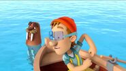 PAW Patrol Pups Save a Dolphin Pup Cap'n Turbot Captain 5