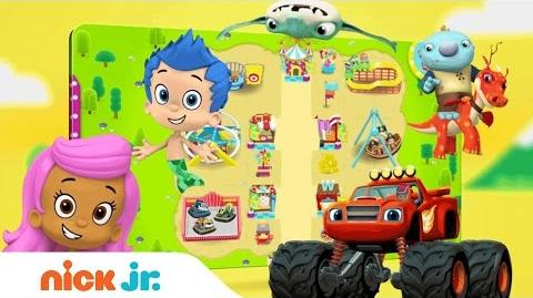 Play the 'Carnival Creations' Game w Marshall, Blaze & All Your Nick Jr. Friends Games