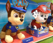 Pawpatrol chase and marshall