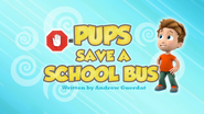 Pups Save a School Bus (HQ)