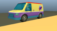 PAW Patrol Animation Cap'n Turbot Captain