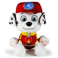 Plush pals EMT Marshall 1