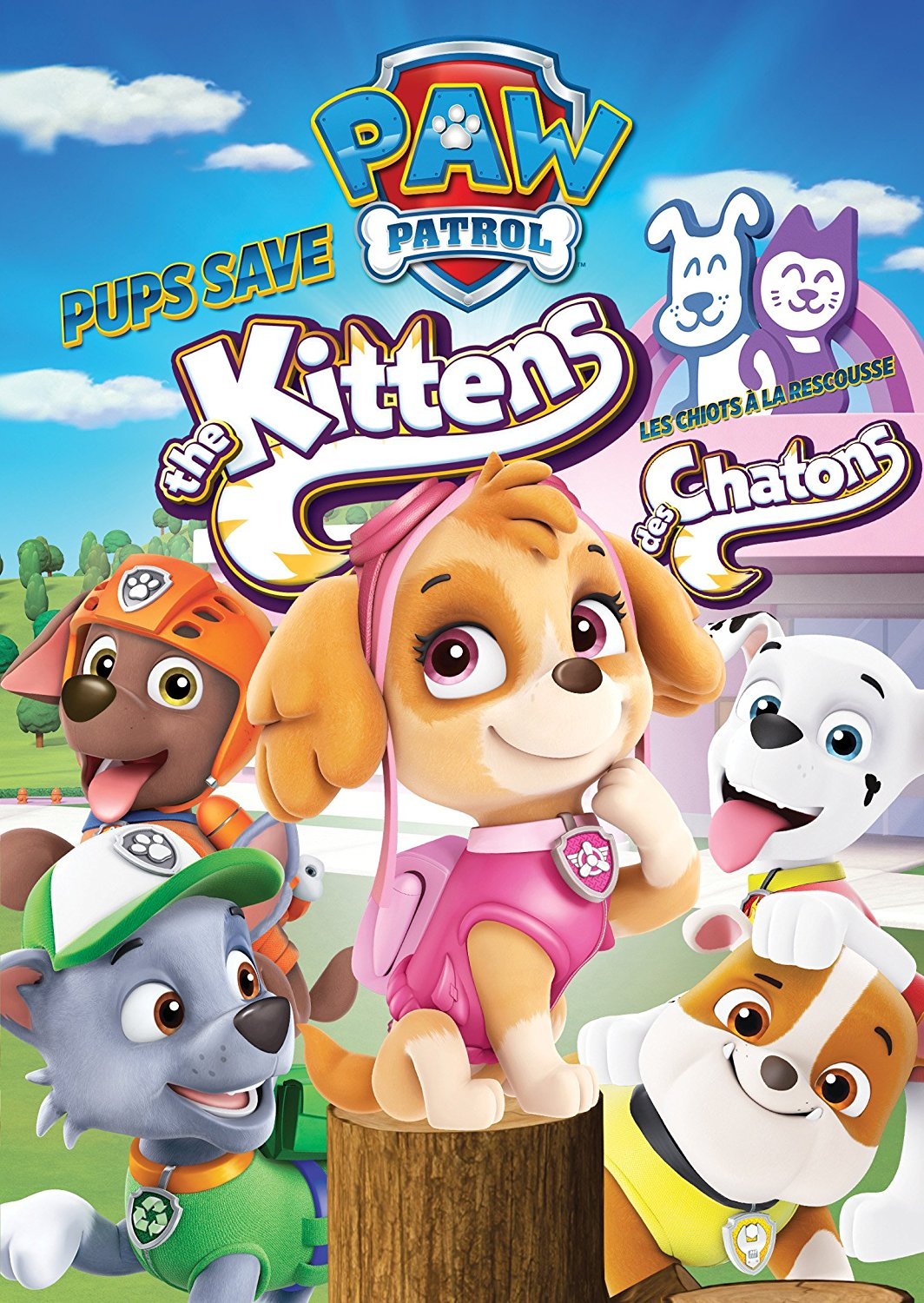 Pups Save The Kittens Paw Patrol Wiki Fandom Powered