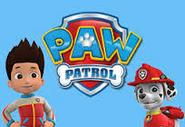 Paw Patrol Ryder And Marshall