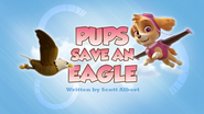 Pups Save an Eagle (HD)
