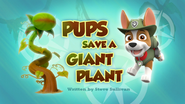 Pups Save a Giant Plant (HQ)