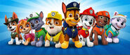 PAW Patrol Updated Banner