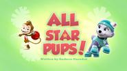 All Star Pups! (HQ)