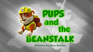 Pups and the Beanstalk (HD)