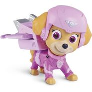 PAW Patrol Air Rescue Skye, Pup Pack and Badge
