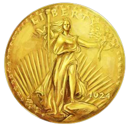 1924 Saint Gaudens Double Eagle Gold Coin Pawn Stars