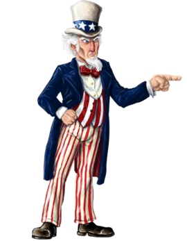 Uncle Sam | Pawn Stars: The Game Wiki | Fandom powered by Wikia